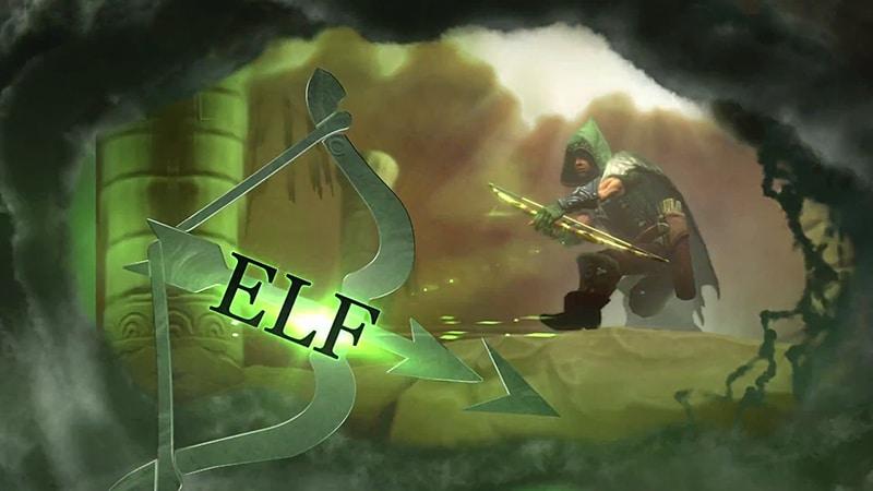 Elf Character Screenshot