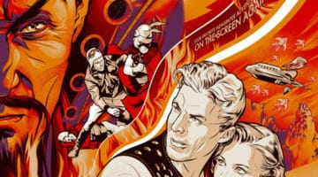 Mondo Flash Gordon Posters