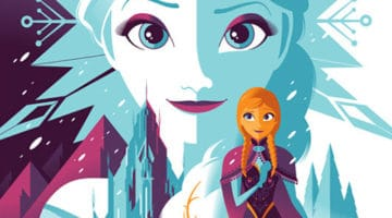 America Hustle, Frozen and more at Mondo