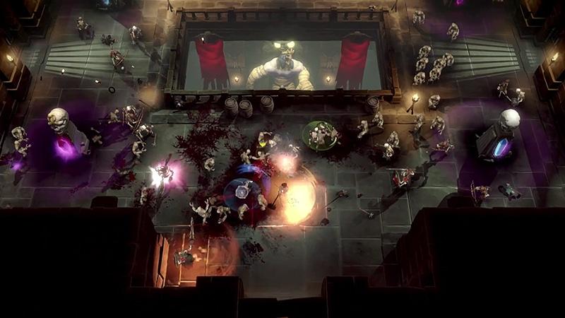 Gauntlet Gameplay Screenshot 2