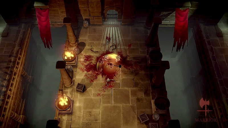 Gauntlet Gameplay Screenshot 4