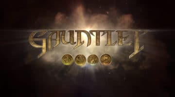 Gauntlet Title Screen