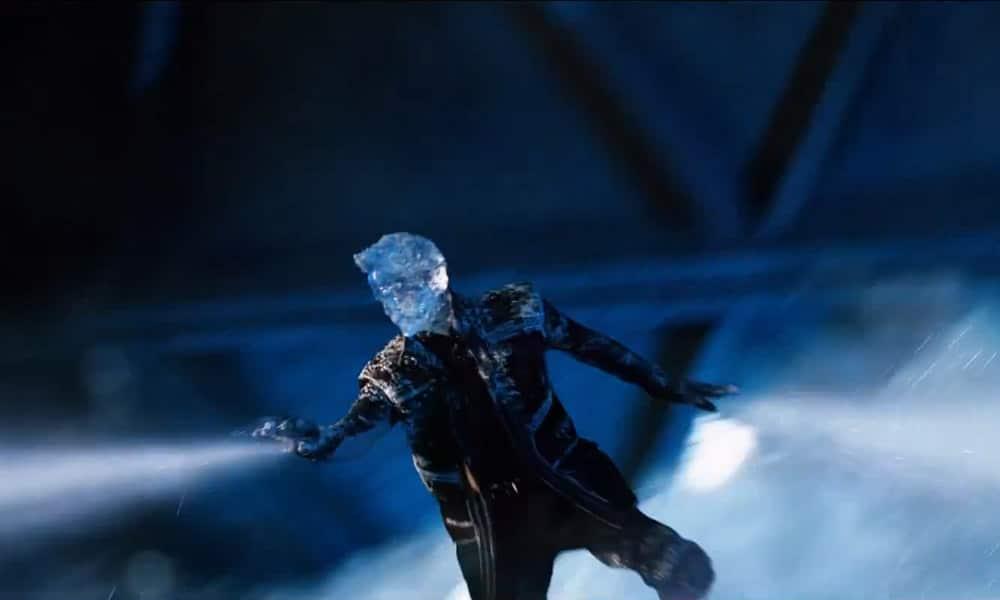 X-Men Iceman Sliding 3