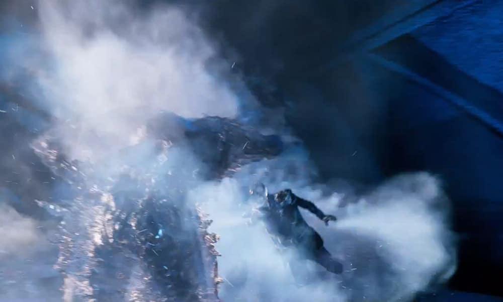 X-Men Iceman Sliding 2