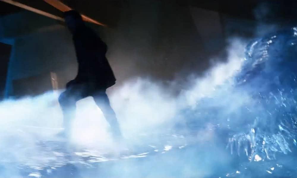 X-Men Iceman Sliding 1