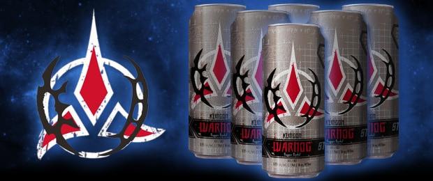 Klingon Warnog Star Trek Beer