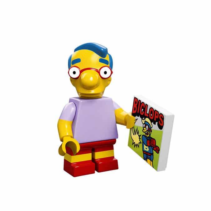 Millhouse Lego Minifig
