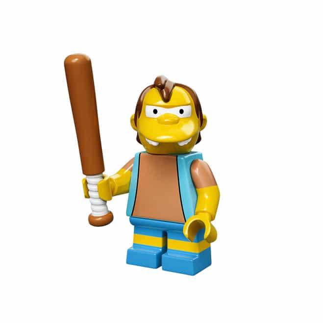 Nelson Lego Minifig