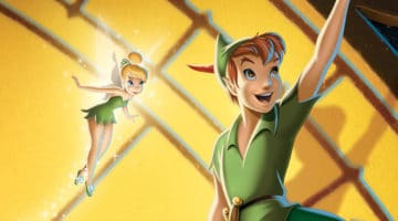 Peter Pan Returning to the Disney Vault