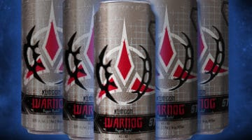 Klingon Warnog – Star Trek Beer Coming to the US