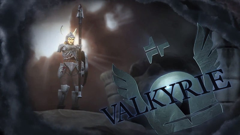 Valkyrie Character Screenshot