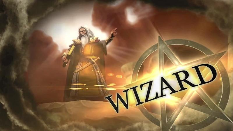 Wizard Character Screenshot