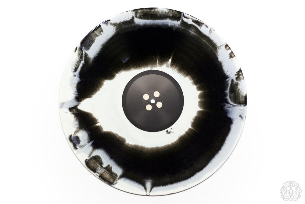 Coraline Soundtrack Button Record Disc
