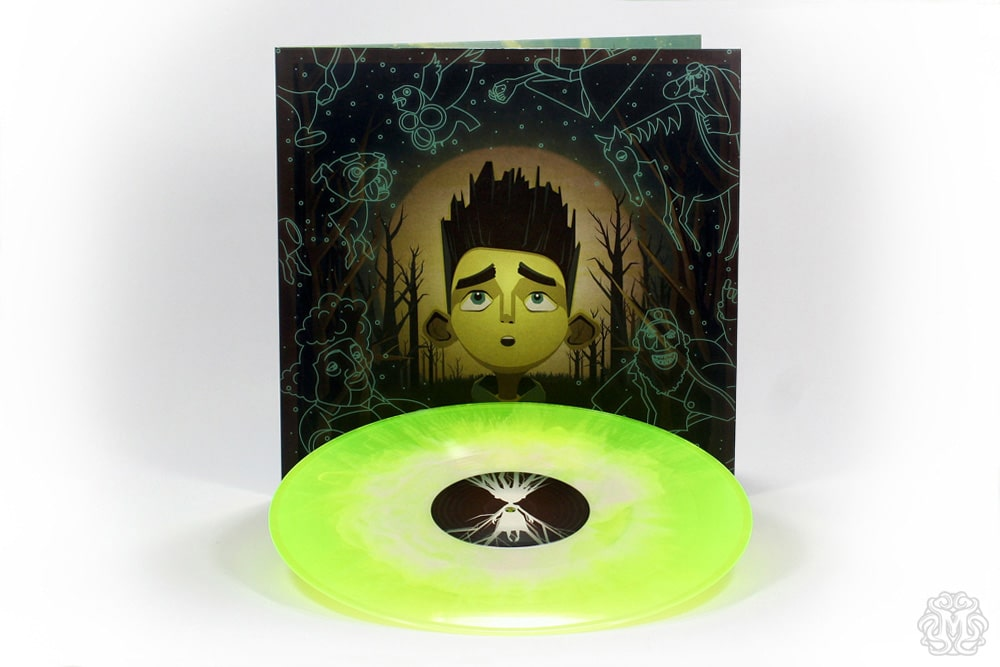 Paranorman Record Cover