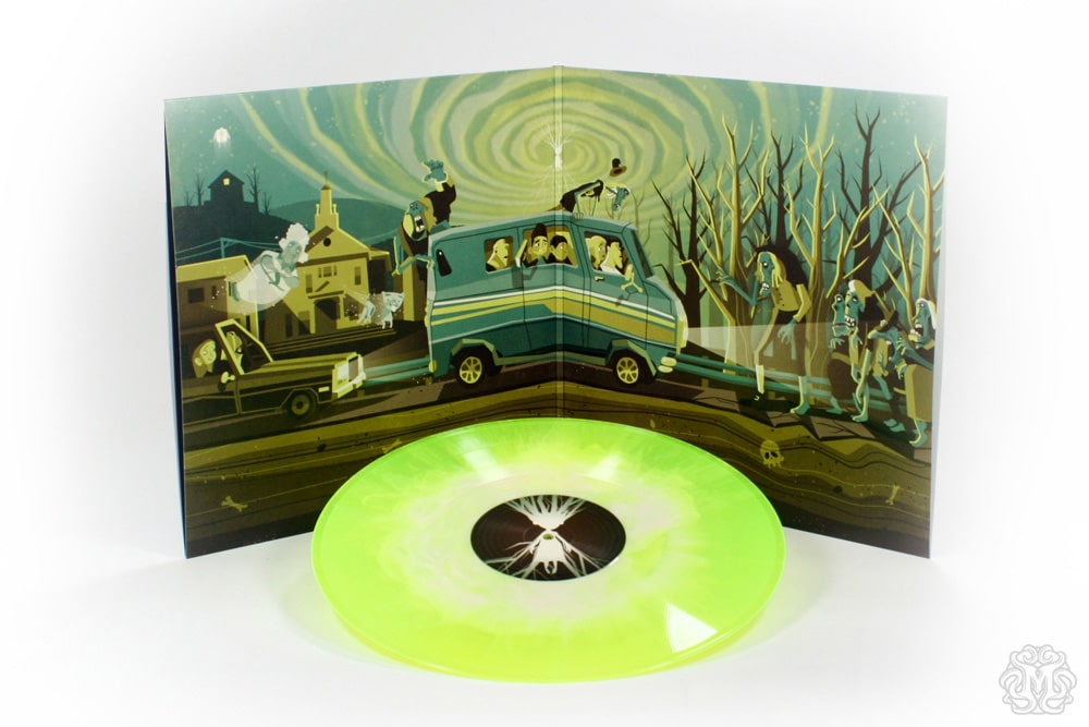 Paranorman Record Gatefold