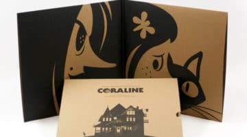 Paranorman and Coraline Print and Records