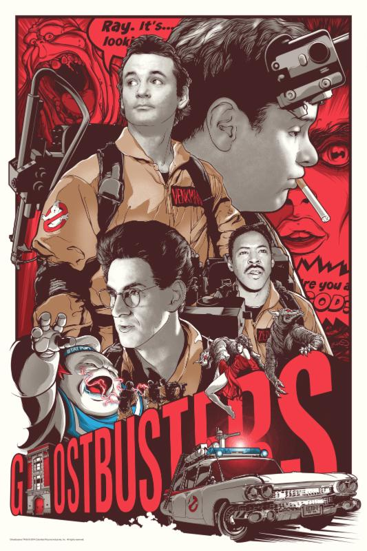Joshua Budich Ghostbusters