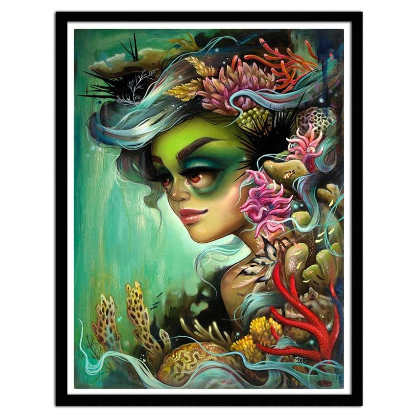 Tatiana Suarez Print