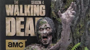 The Walking Dead Season 4 Collectors Set