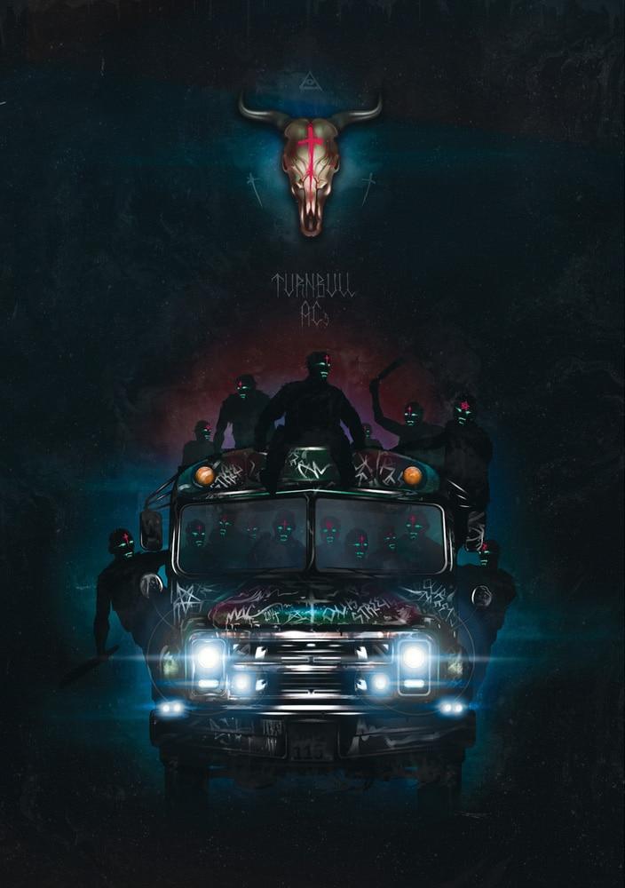 Warriors Movie Poster 5