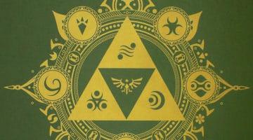 Zelda Legend Print