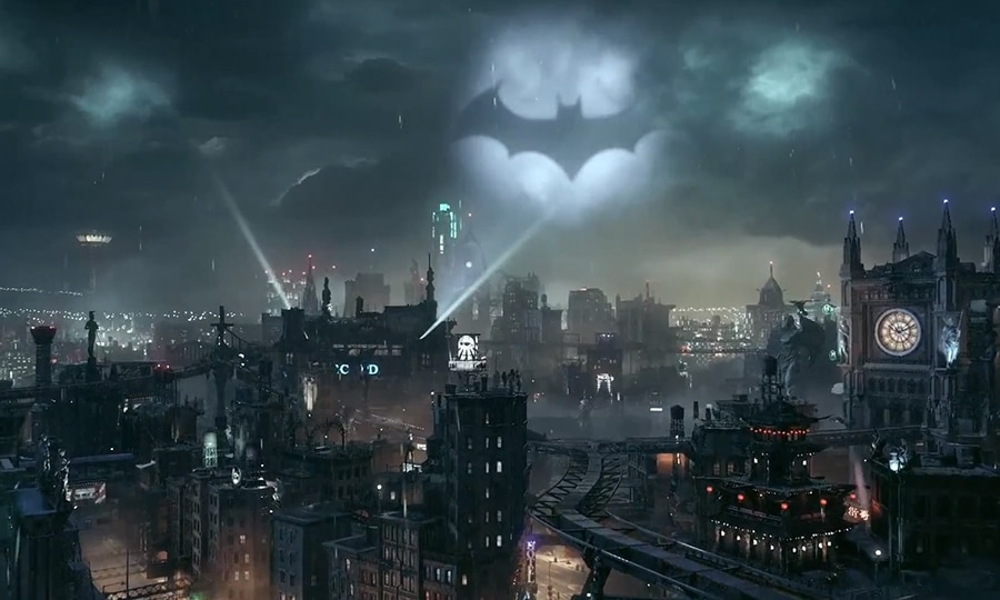 Batman Arkham Knight: Arkham City