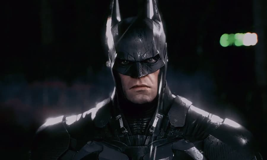 Batman Outfit from Arkham Knight