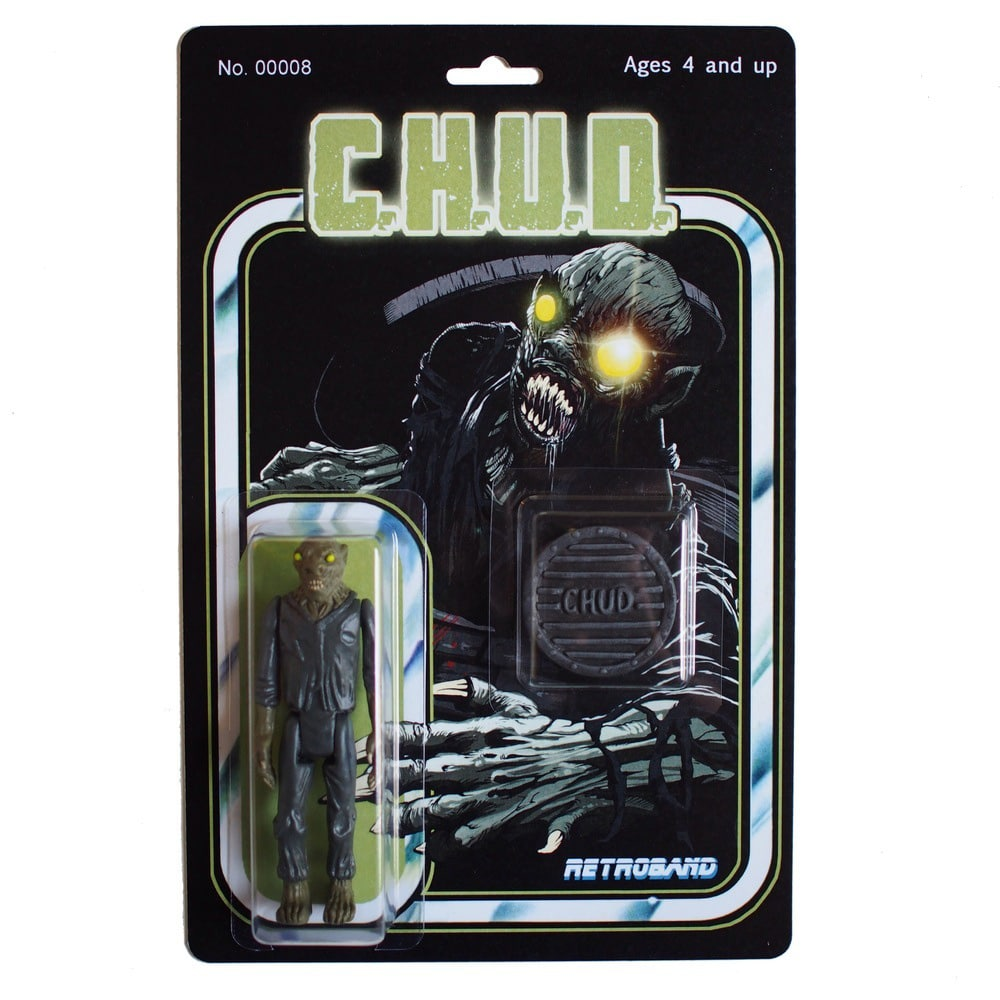 CHUD Action Figure