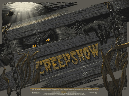 Creepshow Variant Movie Poster