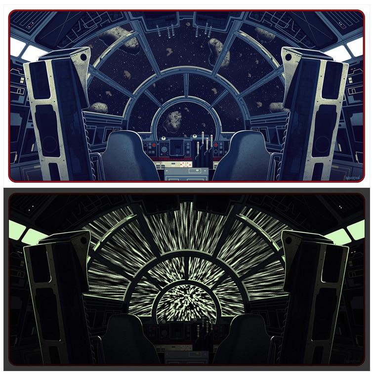 Star Wars Falcon Print