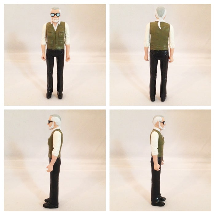 George A. Romero Action Figure