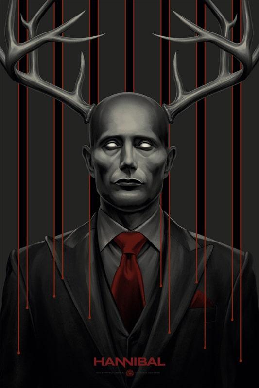 Hannibal TV Show Poster 1