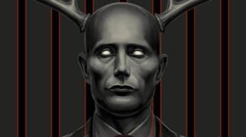 Hannibal Posters by Phantom City Creative