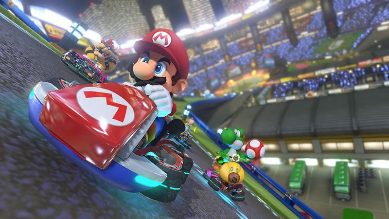 Mario Kart 8 Screenshot 1