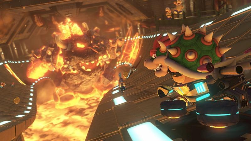 Mario Kart 8 Screenshot 2
