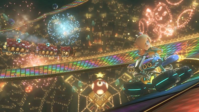 Mario Kart 8 Screenshot 3