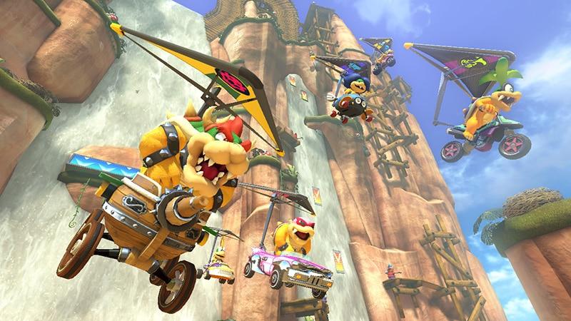 Mario Kart 8 Screenshot 4