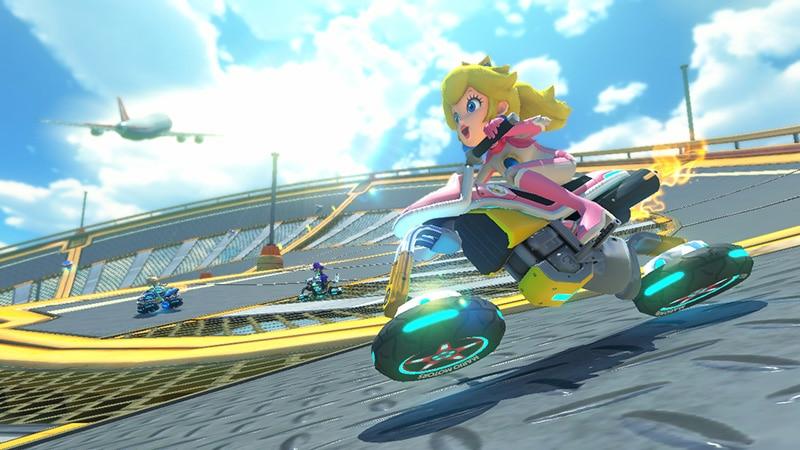 Mario Kart 8 Screenshot 5