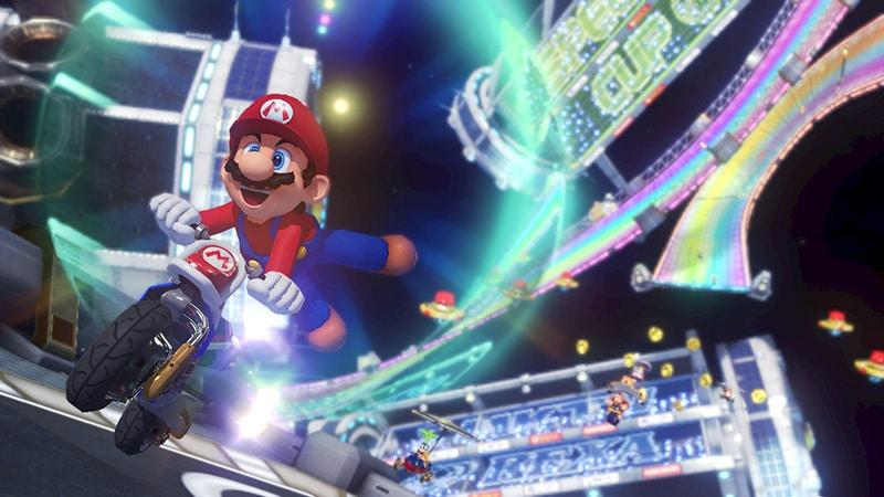Mario Kart 8 Screenshot 6