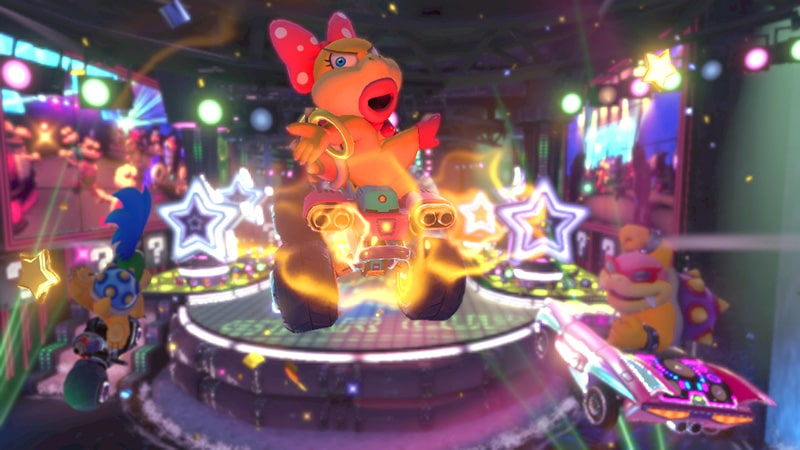 Mario Kart 8 Screenshot 7