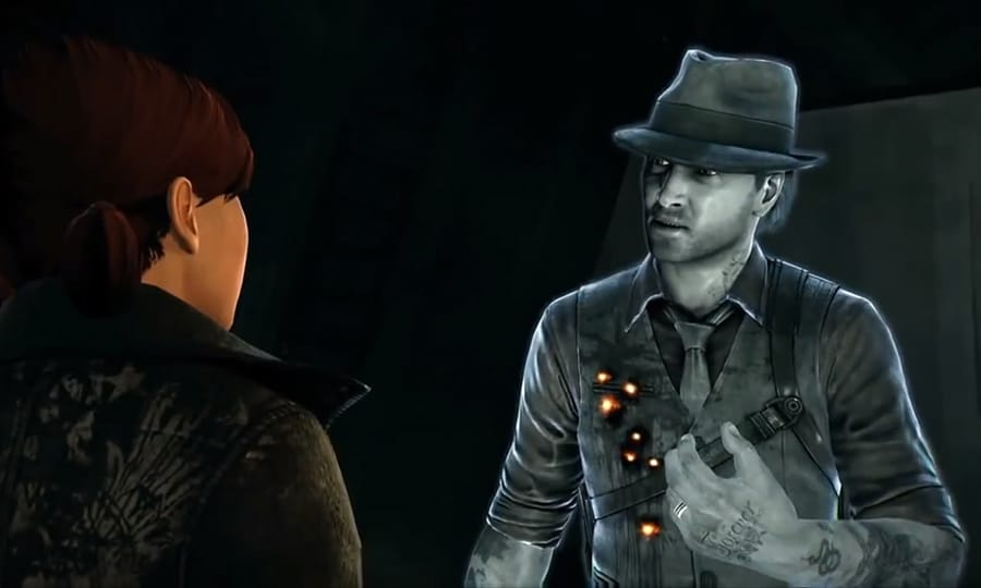 Murdered: Soul Suspect Ghost Cop
