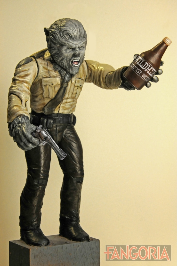 WolfCop Limited Action Figure