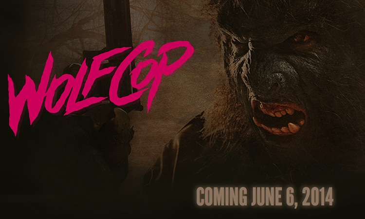 WolfCop Movie Preview