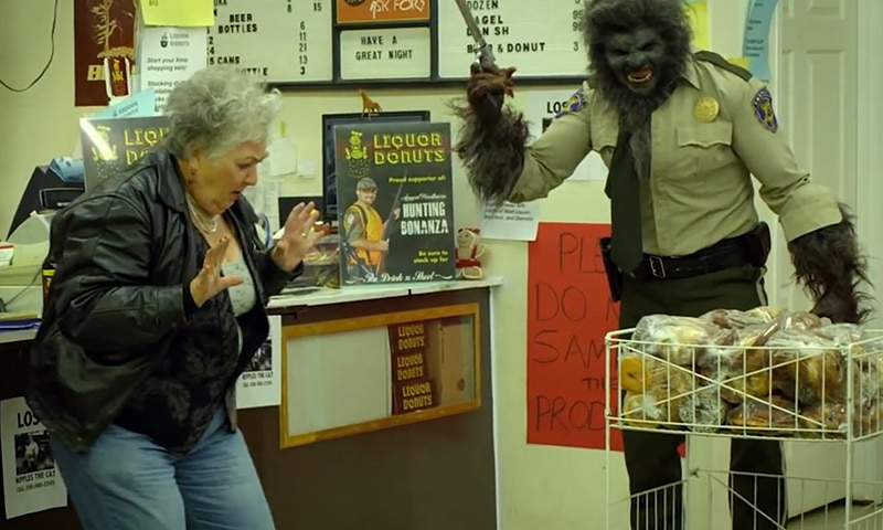 WolfCop Movie Still 3
