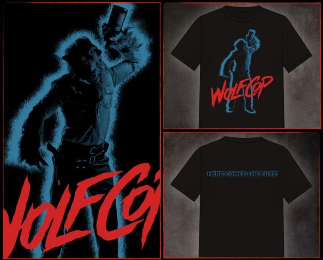 WolfCop T-Shirt