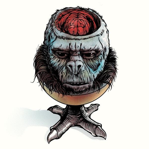 Chilled Monkey Brains