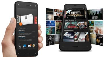 Amazon Fire Phone Available Now