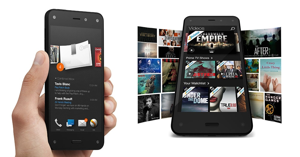 Amazon Fire Phone Available Now!