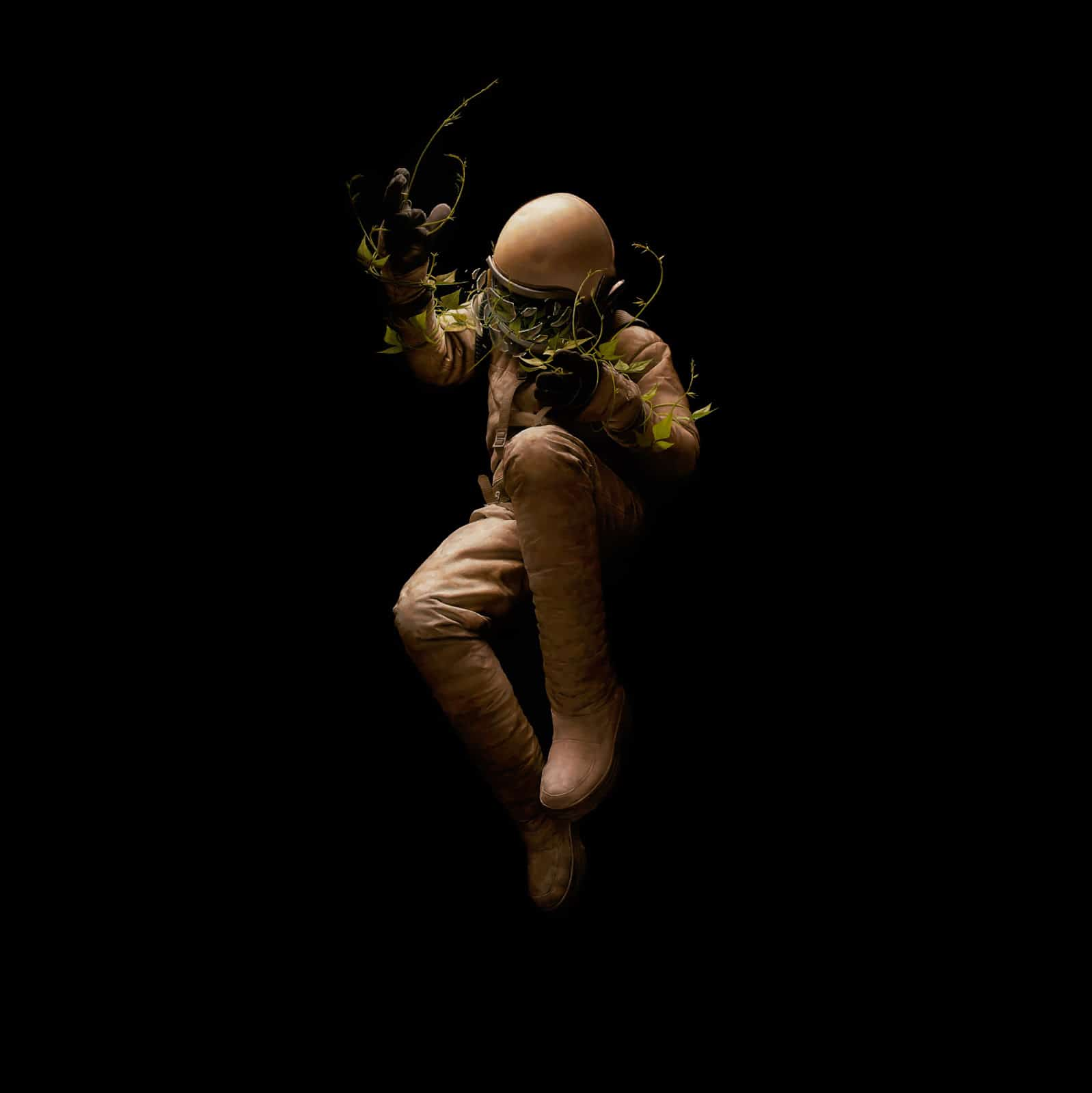 Ascent Print by Jeremy Geddes