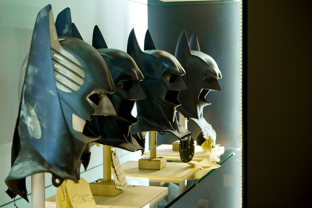 Batman Cowls